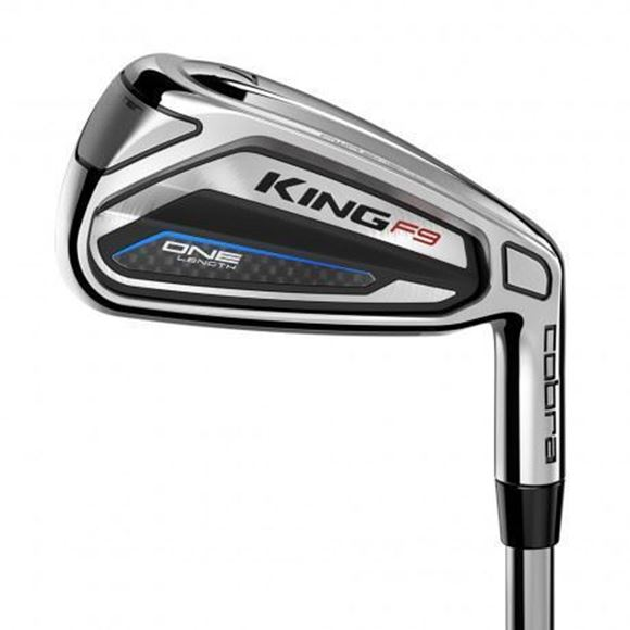 Picture of Cobra King F9 Speedback ONE Length Irons **Custom built for you**