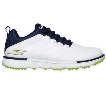 Picture of Skechers Mens Go Golf Elite Shoes - White/Navy