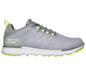Picture of Skechers Mens Go Golf Elite Shoes - Grey/Lime