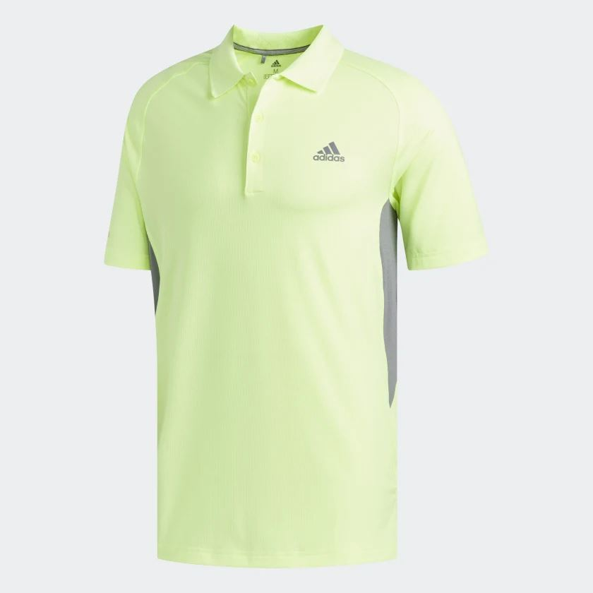purchase cheap 1055a cc18b Adidas Mens Ultimate 365 Climacool Solid Polo Shirt - DQ2406