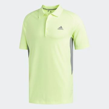 Picture of Adidas Mens Ultimate 365 Climacool Solid Polo Shirt - DQ2406