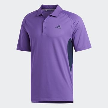 Picture of Adidas Mens Ultimate 365 Climacool Solid Polo Shirt - DQ2404