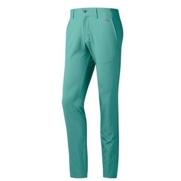 Picture of Adidas Mens Ultimate 365 3 Stripe Trousers - Green