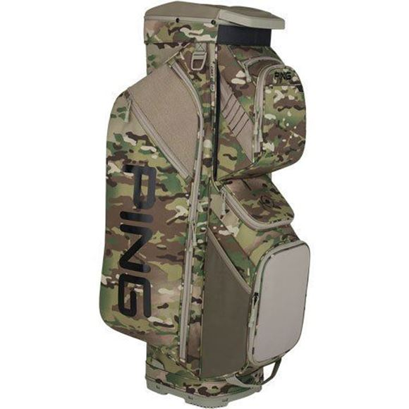 Ping Traverse Cart Bag 2019 Camo Limited Edition
