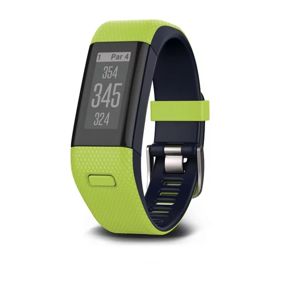 Picture of Garmin X40 GPS Golf Band - Limelight/Midnight