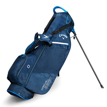 Picture of Callaway Hyper Lite Zero Stand Bag - 2019 - Navy Camo