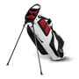 Picture of Callaway Hyper Lite Zero Stand Bag - 2019 - White/Black/Red