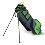 Picture of Callaway Hyper Lite Zero Stand Bag - 2019 - Navy/Green
