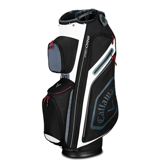 Picture of Callaway Chev Org 2019 Cart Bag - Black/White