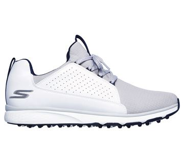 Picture of Skechers Mens Go Golf Mojo Elite Shoes - White/Grey