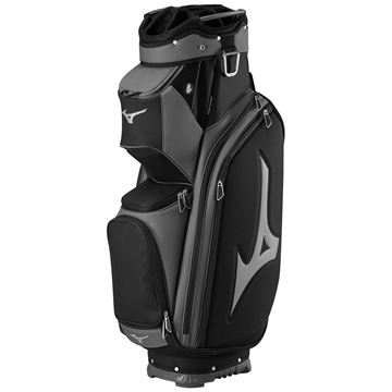 Picture of Mizuno Pro Cart Bag - Black/Grey