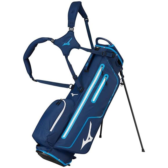 Picture of Mizuno K1-LO Stand Bag - Navy