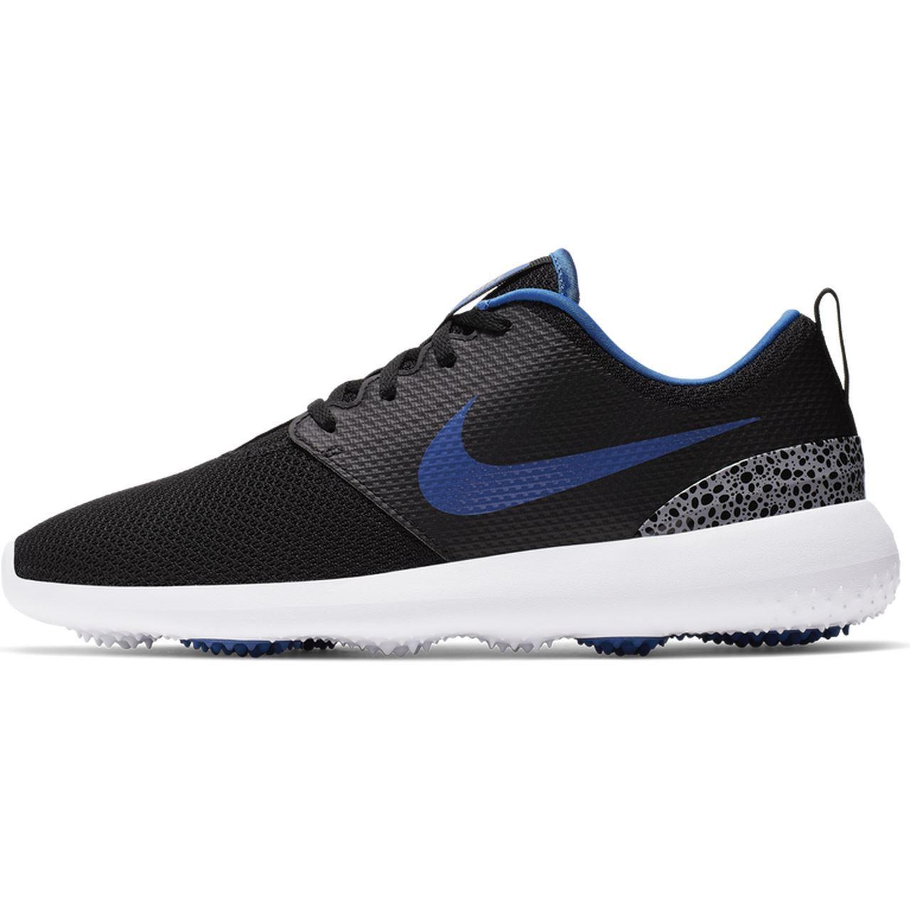najnowsza kolekcja sekcja specjalna buty na codzień Nike Roshe G Golf Shoes - Black/Blue
