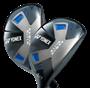 Picture of Yonex Ezone Elite Hybrid Bundle (2 Clubs)
