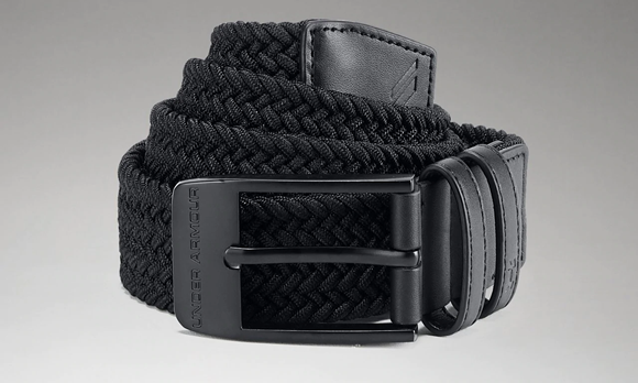 Picture of Under Armour Mens Braided 2.0 Belt 1306538-001