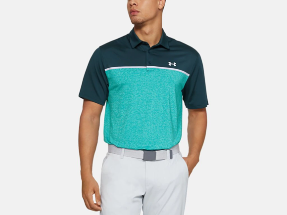 Picture of Under Armour Mens Playoff Polo 2.0 Shirt 1327037-431