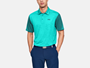 Picture of Under Armour Mens Playoff Polo 2.0 Shirt 1327037-454