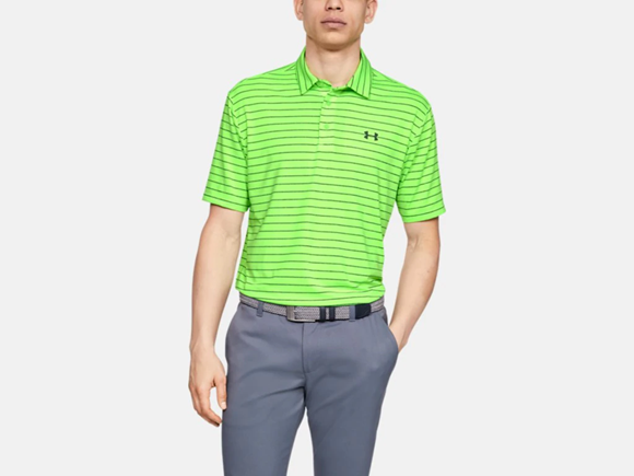 Picture of Under Armour Mens Playoff Polo 2.0 Shirt 1327037-884