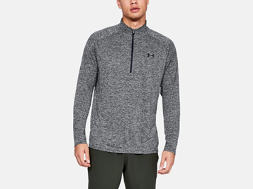 Picture of Under Armour Mens UA Tech 2.0 1/2 Zip 1328495-002