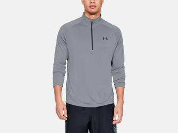 Picture of Under Armour Mens UA Tech 2.0 1/2 Zip 1328495-035