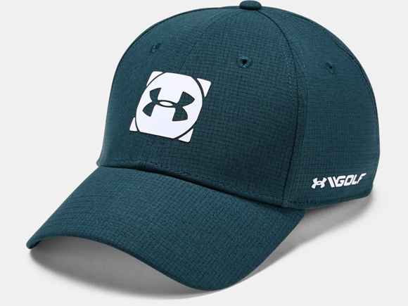Picture of Under Armour Mens Official Tour Cap 3.0 1328667-431