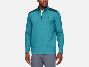 Picture of Under Armour Mens Storm 1/4 Zip Pullover 1352557-418