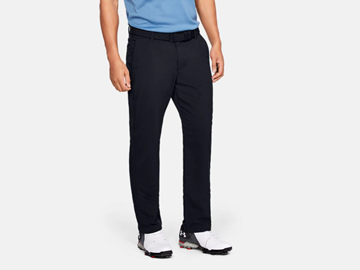 Picture of Under Armour Mens EU Performance Tapered Trousers 1331186-001