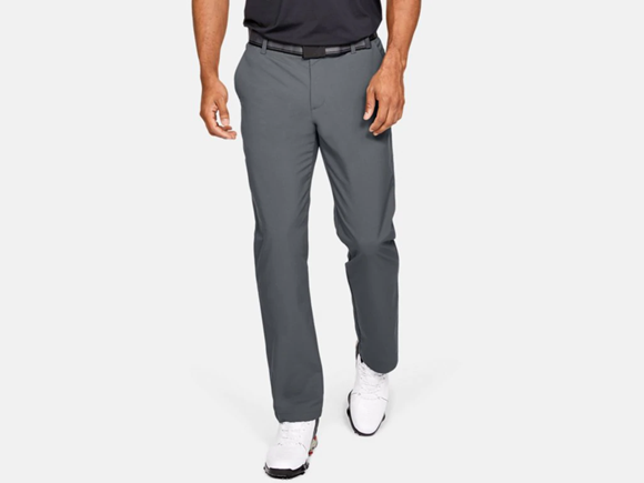 Picture of Under Armour Mens EU Performance Tapered Trousers 1331186-012