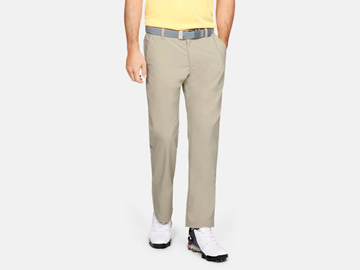 Picture of Under Armour Mens EU Performance Tapered Trousers 1331186-289