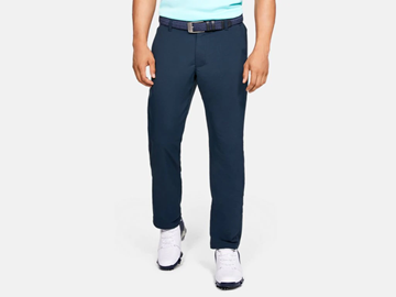 Picture of Under Armour Mens EU Performance Tapered Trousers 1331186-408