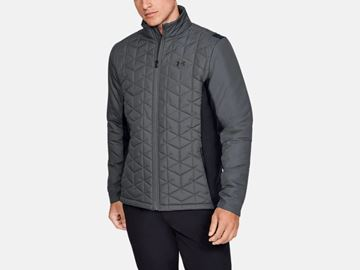 Picture of Under Armour Mens CG Reactor Golf Hybrid Jacket 1349982-012