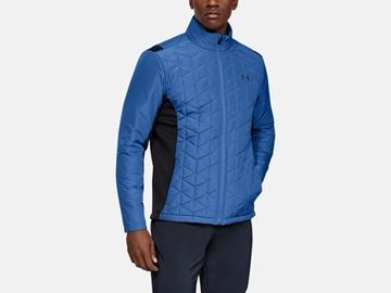 Picture of Under Armour Mens CG Reactor Golf Hybrid Jacket 1349982-510