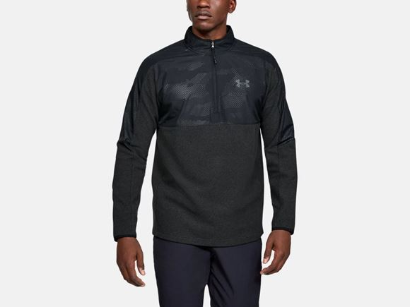 Picture of Under Armour Mens CGI 1/2 Zip 1345315-001