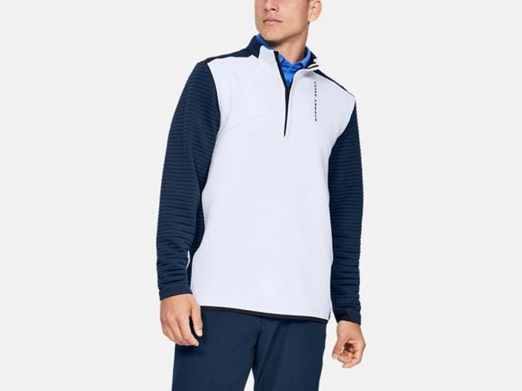 Picture of Under Armour Mens Storm Daytona 1/2 Zip 1317341-460
