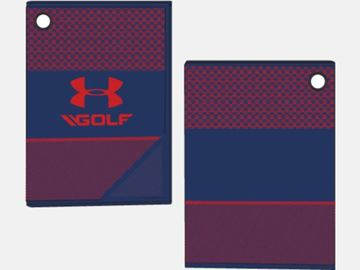 Picture of Under Armour Mens Bag Golf Towel 1325610-600