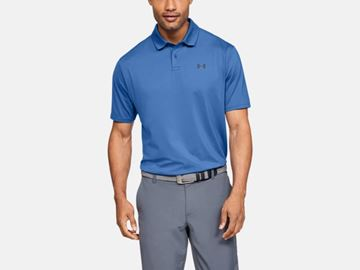 Picture of Under Armour Mens Performance Polo 2.0 1342080-510