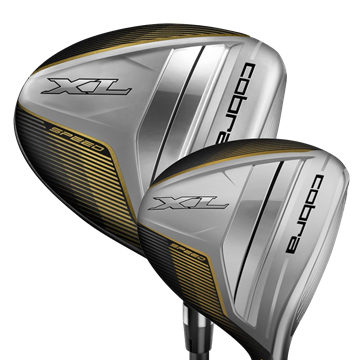 Picture of Cobra XL Speed 2019 Mens Driver and 5 Wood Set (2 Clubs)