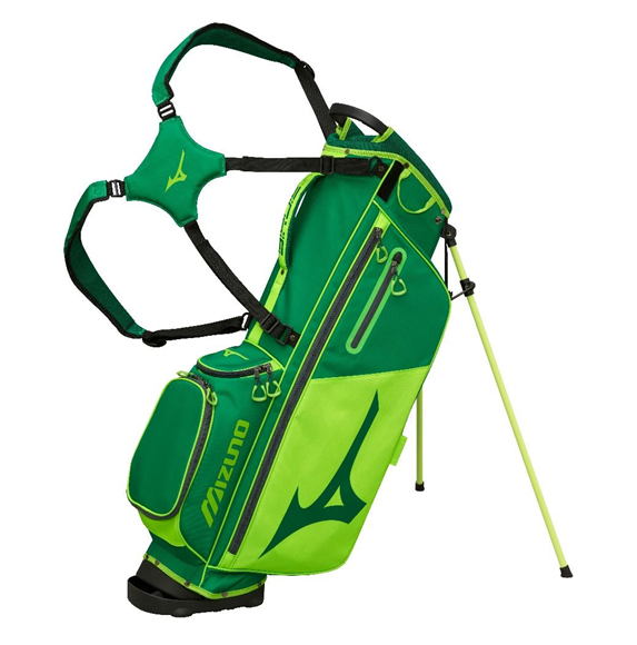 Picture of Mizuno BR-D3 Stand Bag - Green