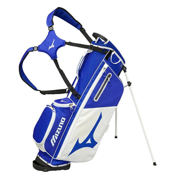 Picture of Mizuno BR-D3 Stand Bag - Blue/White