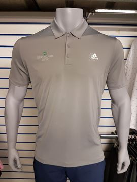 Picture of Greencard Golf Branded Clothing - adidas shirt example