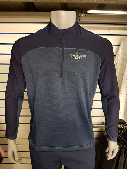 Picture of Greencard Golf Branded Clothing - adidas pullover example