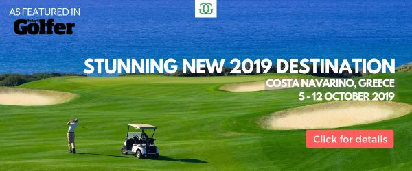 Greencard Golf Holidays Greece 2019 Event