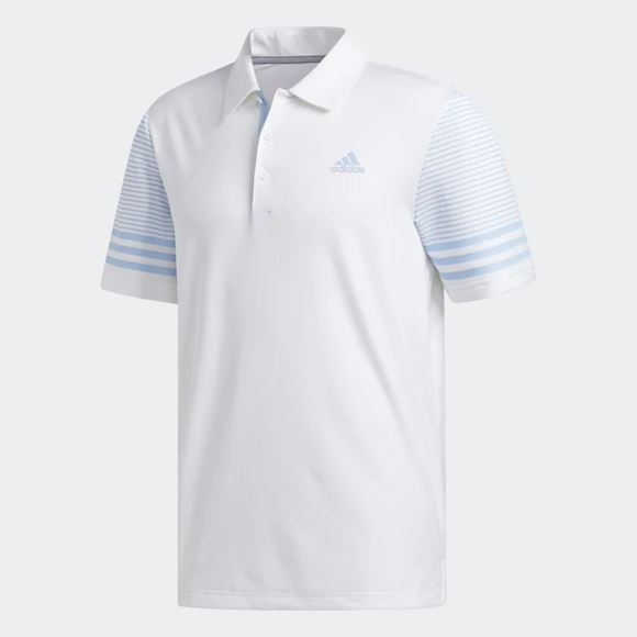 Picture of Adidas Mens Ultimate 365 Gradient Polo Shirt - DX4584