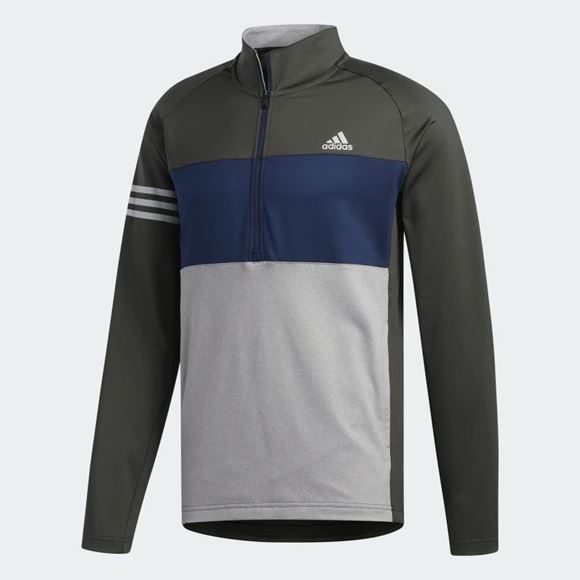Picture of Adidas Mens Competition 1/4 Zip Pullover - DZ8570