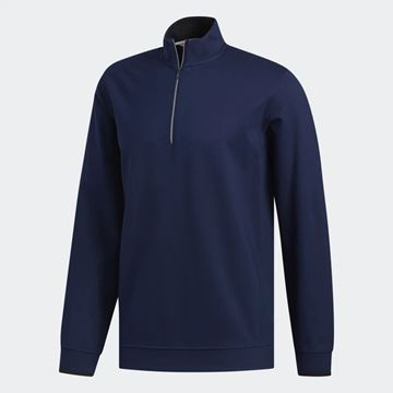 Picture of Adidas Mens Modern 1/4 Zip Pullover - FI6054
