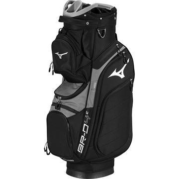 Picture of Mizuno BR-D4 c Cart Bag - Black