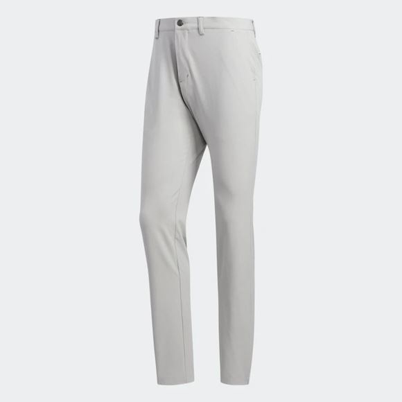 Picture of adidas Mens Ultimate 365 Tapered Trousers - Light Grey