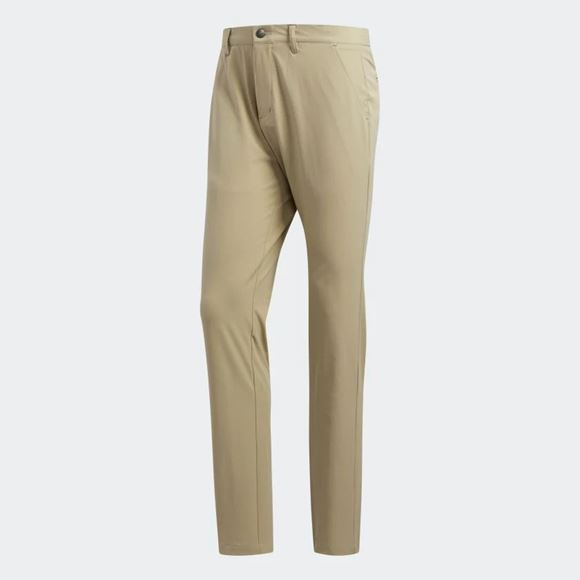 Picture of adidas Mens Ultimate 365 Tapered Trousers - Sand