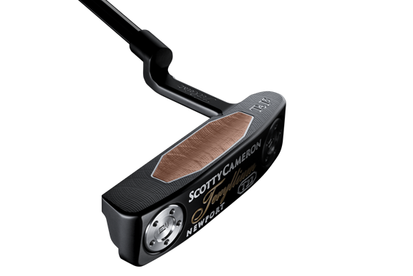 Picture of Scotty Cameron Teryllium T22 Newport Limited Edition Putter