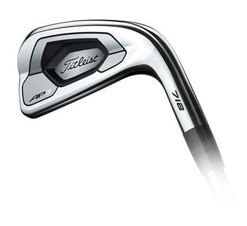 Picture of Titleist AP3 718 Irons 4-PW XP90 Stiff - 2 Degree Flat